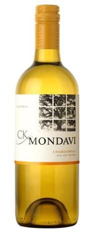 CK Mondavi Chardonnay Willow Springs